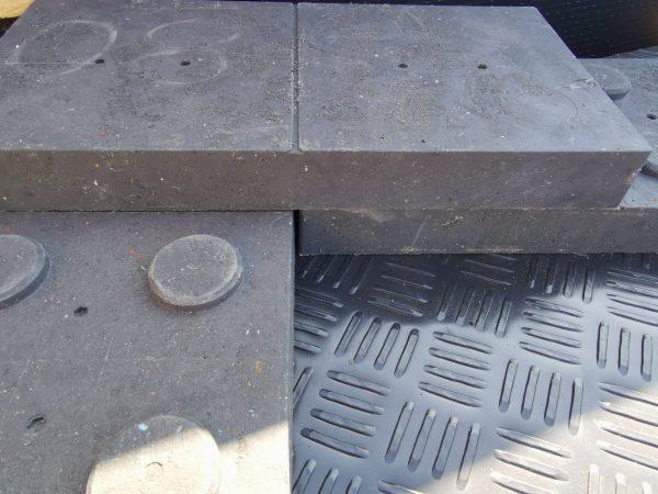 Unterlegplatte groß