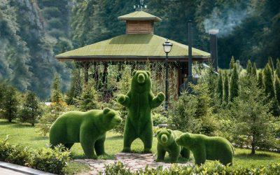 Wie werden Topiary hergestellt?