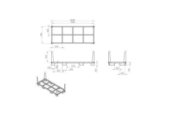 Transportgestell-Polmat-EASY